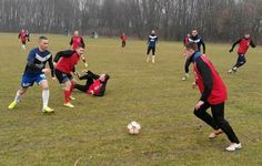 Orzeł Przeworsk wygrał 2-1 w sparingu z trzecioligową Unią Tarnów.