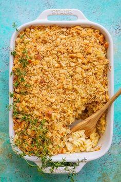 Smoked Mac and Cheese _ Bakers Royale