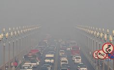Air pollution is bigger killer in China than smoking, says new Greenpeace study | Study of 31 mainland cities finds people more likely to die from PM2.5 than tobacco use - and it didn't even include the worst offending places  Traffic on the smog-shrouded Nanjing Yangtze River Bridge in Jiangsu province's capital, Nanjing, where 114 out of every 100,000 people died prematurely because of the health impact of pollution in 2013. Photo: CNS