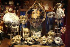 The History of Venetian Masks: Fact Sheet   Jameela Oberman ...