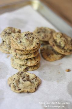 Nibby Chocolate Chips