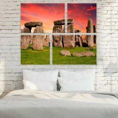 Conjunto de 4 Telas Decorativas em Canvas Marilyn Style Único   CONJUNTO DE 4  TELAS   Pinterest e363d33a0e