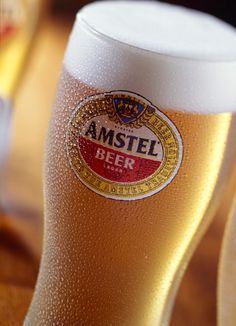 Amstel Beer © David Cantwell Photography