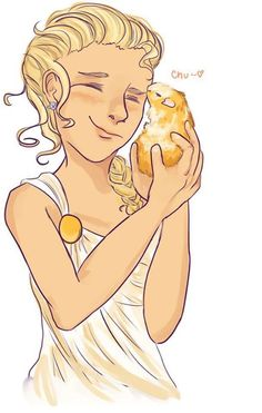 My friend just bought a guinea pig. I told her to name it Percy but she was just a mortal. What a waste of a guinea pig!<<O MY GODS, if I ever get a guinea pig, I swear. Percy Jackson Fandom, Percy Jackson Fan Art, Percabeth, Solangelo, Annabeth Chase, Leo Valdez, Magnus Chase, Slytherin, Oncle Rick