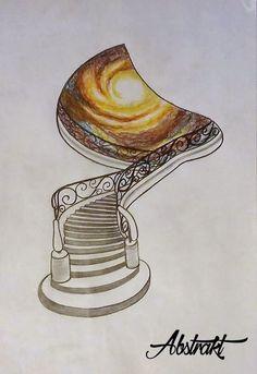 Stairs to Universe/Schody do vesmíru