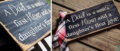 GroopDealz |  A Dad is a son's first Hero and a daughter's first Love