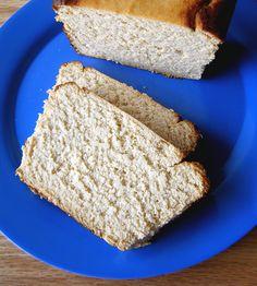 Coconut Flour Pound Cake (with cream cheese) recipe #food #paleo #glutenfree #coconutflour