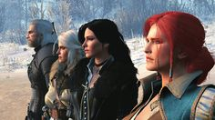 [SBUI] The Main 4 #TheWitcher3 #PS4 #WILDHUNT #PS4share #games #gaming #TheWitcher #TheWitcher3WildHunt