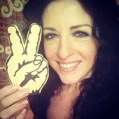 Snap it, post it and share it with #PEACEROCKS - baking for Peace!  http://www.johnvarvatos.com/peace-rocks.html