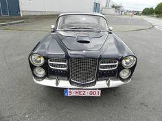 Facel Vega FV3B 1957 Coupe Oldtimer (picture 4 of 6)