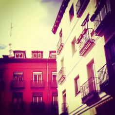 Red house, Madrid