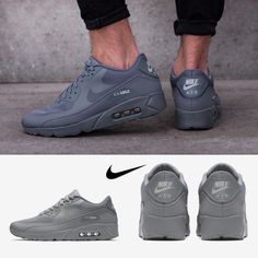 Nike Air Max 90 Ultra 2.0 Sneakers! Grey (HARD to find color). a1d666d4b