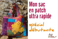 Tuto : Sac en Quilt as You Go