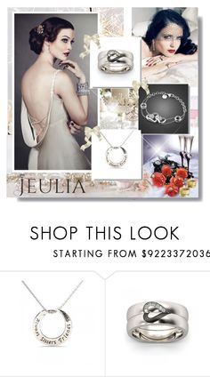 """""""View says it all"""" by ubavka ❤ liked on Polyvore featuring women's clothing, women's fashion, women, female, woman, misses, juniors, gorgeous, Silver and jewelry"""