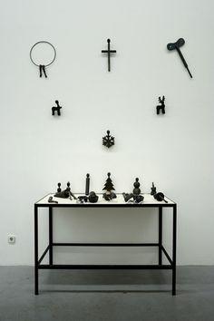Playroom 2015 -  Monica Porta - Serie nines negres #playroom #contemporary #art #gallery #exhibition