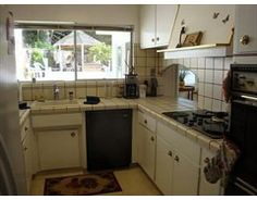 Before&After: 60's Outdated Kitchen to Functional Contemporary - Houzz 101a