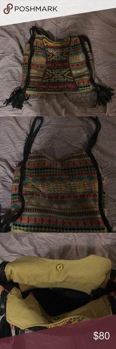 Big Buddha Handbag Slightly used, some stains on the inside & bottom of bag. Retail price is $130 Big Buddha Bags