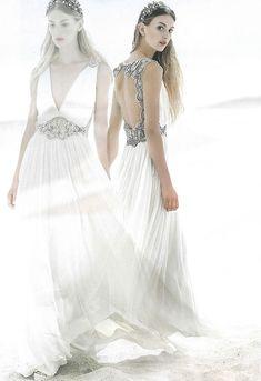 Jenny Packham vestidos de novia en Madrid | Blanco de Novia