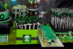 "Photo 1 of 22: ben 10 / Birthday ""Ben 10"" 