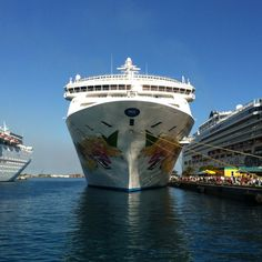 Norwegian Sky Cruise. we took this one to the bahamas. very memorable!