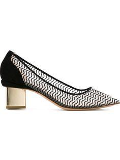 NICHOLAS KIRKWOOD 'Prism' Pumps. #nicholaskirkwood #shoes #pumps
