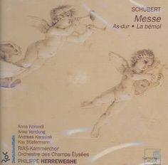 Philippe Herreweghe - Schubert:Messe As-Dur/La Bemol
