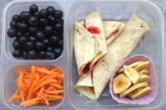 vegetarian school lunches