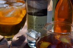 Just mix Assam tea, lemon and boiling Celtic Vale, Still Mineral Water. Allow to cool then dilute to taste with our sparkling water. Serve over ice with a sprig of mint. Yum!!