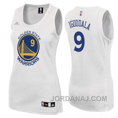 http://www.jordanaj.com/womens-andre-iguodala-golden-state-warriors-9-home-white-jersey.html WOMEN'S ANDRE IGUODALA GOLDEN STATE WARRIORS #9 HOME WHITE JERSEY Only 66.32€ , Free Shipping!