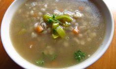 Felicity's perfect chicken soup
