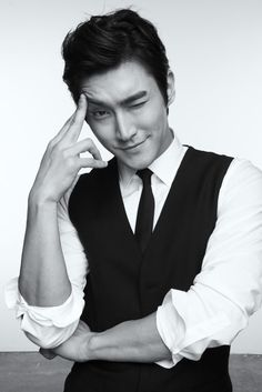 Choi Siwon... Umm, yes please!