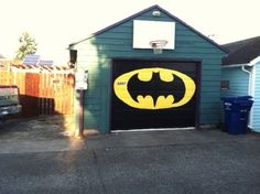 To the bat cave ...via West Seattle Blog
