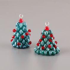 Christmas tree with Swarovski Elements