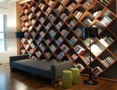 De thuisbibliotheek