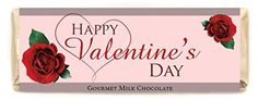 The MintBox BH1978 Valentine Gourmet Milk Chocolate Bar 24 Pack *** Learn more by visiting the image link. #GourmetChocolates