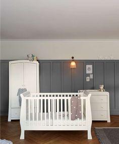 Mia 3 Piece Set - Ivory | Nursery Furniture | Mamas & Papas
