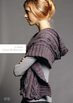2014 Jo Sharp hand knitting yarn catalogue by Knit