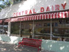 Central Dairy, Jefferson City Missouri - Best Ice Cream in the World!