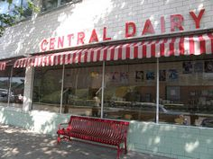 Central Dairy, Jefferson City Missouri - Best Ice Cream in the World!