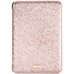 kate spade new york Glitter Bug iPad Mini Hard Case ($70) ❤ liked on Polyvore featuring accessories, tech accessories and kate spade