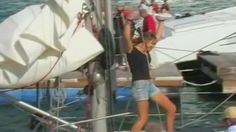 This girl is incredible.   BBC News - Teenager Dekker completes around-the-world sail