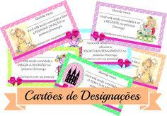 Cartões de Designações Dominiciais
