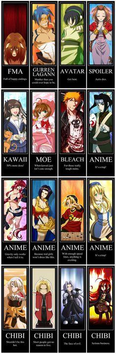 Anime Slogans