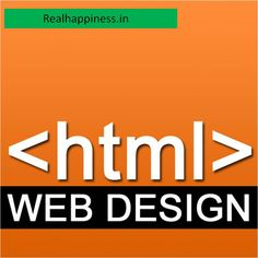 HTML WEB DESIGNING IN RISHIKESH, UTTARAKHAND    HTML is actually used to create the webpage and the content that it has, like the images and writing.    https://realhappiness.in/static-website-designing-in-rishikesh.html