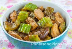 Chicken with Ampalaya in Oyster Sauce is a quick and easy dish that you can make for lunch or dinner. This dish will surely be a hit.