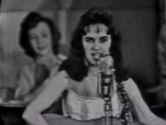 "Wanda Jackson - a rock-a-billy styled,""Hard Headed Woman"",very much like her male counterparts of the day."
