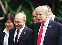 President Trump took flak from critics for congratulating Vladimir Putin on his election victory during a phone call last month. As it turns out, the call appears to have been even chummier than thought.... Politics News Summaries. | Newser