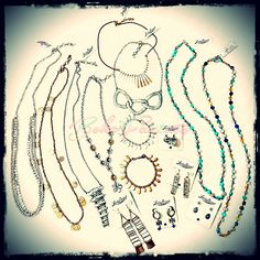 Many more beautiful jewelry to come later this Nov! Stay tuned! #jewelrycollection #fashion #jewelry #classic #beads #necklace #bracelet #earrings #ring #stone #pendant #turquoise