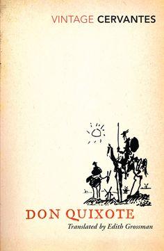 Don Quixote (Miguel de Cervantes) ****-