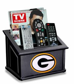 Green Bay Packers NFL Media Organizer